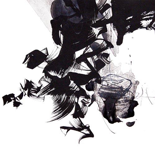 2020-06831 x 31 cmGouache, encre gallo-tanique sur  papier